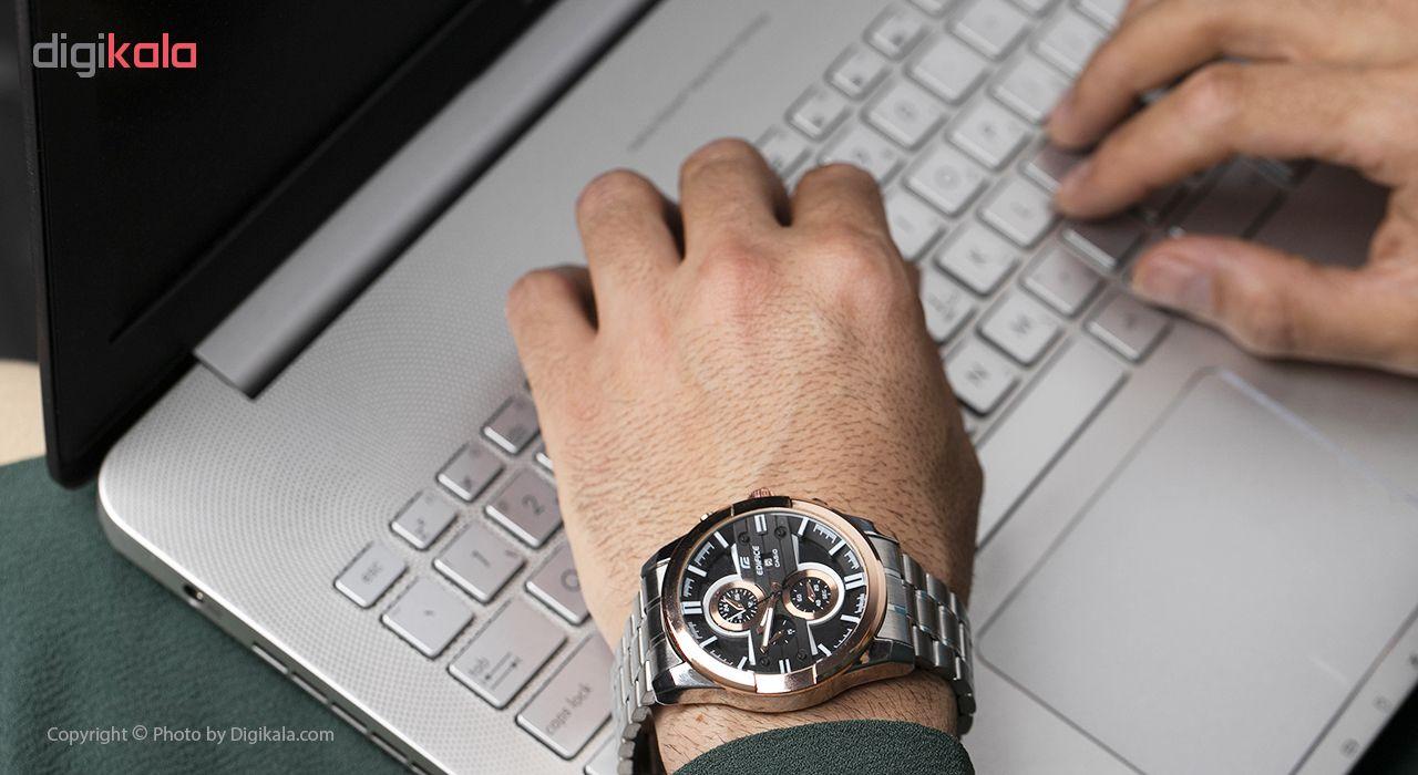 خرید ساعت مچی عقربه ای مردانه مدل CASIO EDIFICE  H15