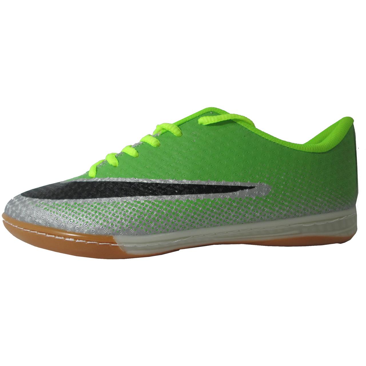 قیمت کفش کتانی ورزشی فوتسال مردانه مدل سالنی NK01