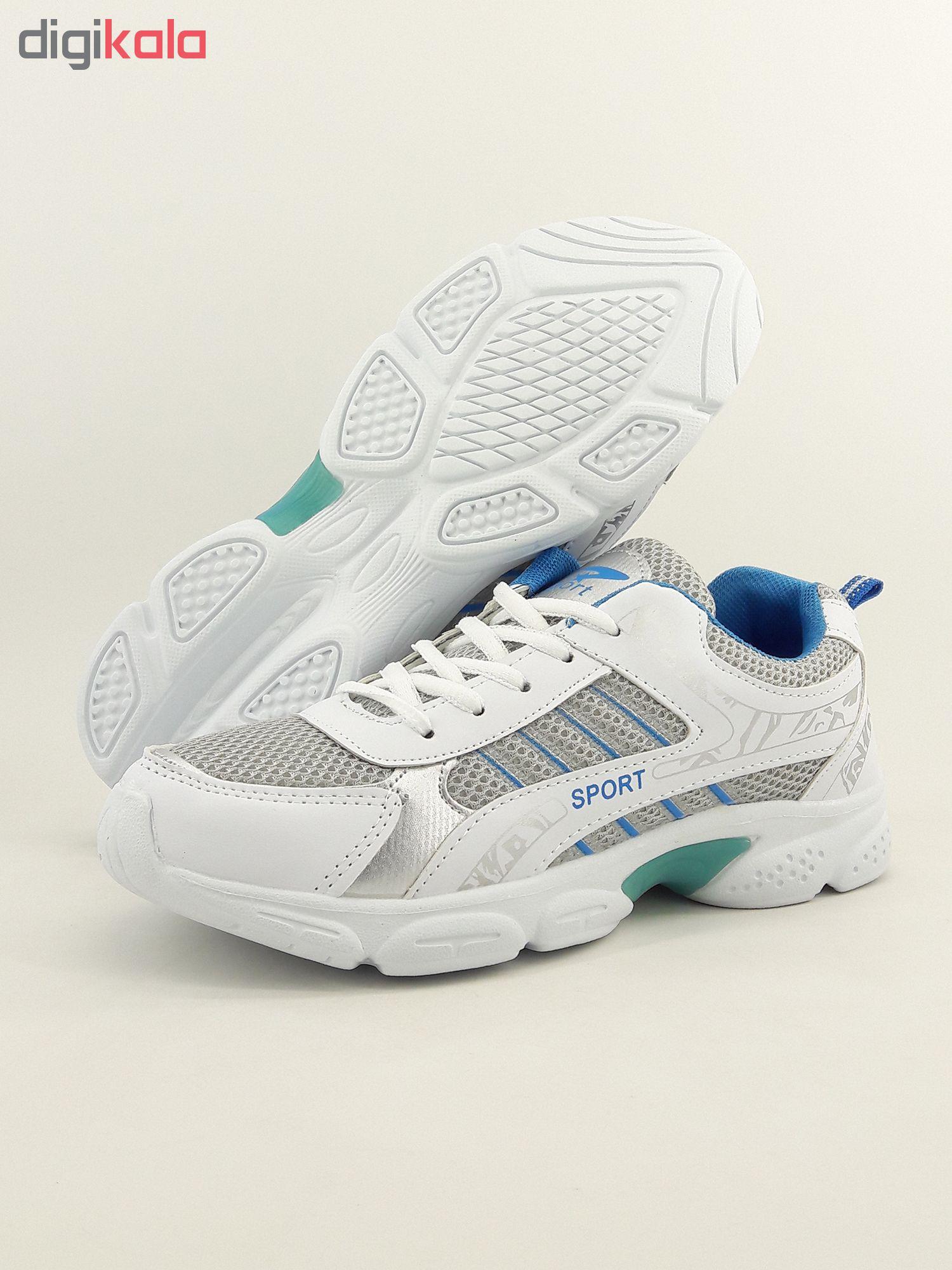 کفش مخصوص پیاده روی زنانه اسپرت مدل Sport wh-turq