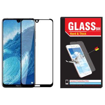 محافظ صفحه نمایش فول چسب Hard and thick مدل F-001 مناسب برای گوشی موبایل هوآوی Honor 8A thumb