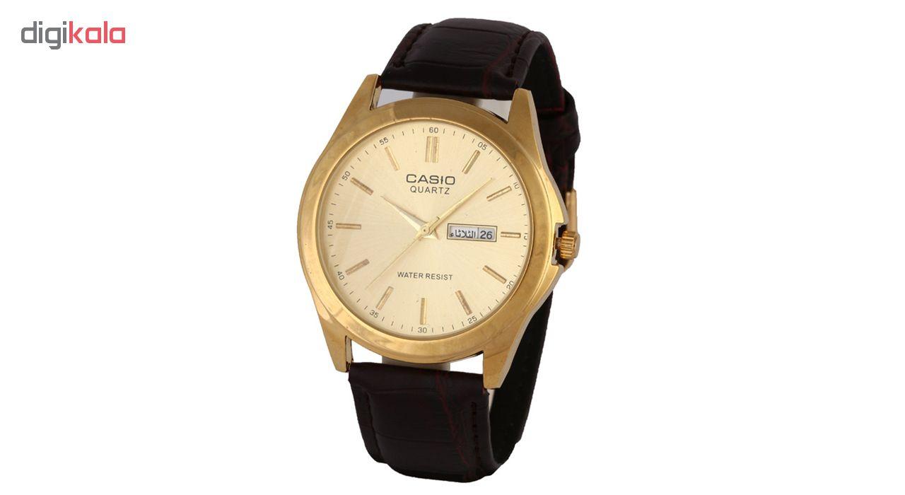 خرید ساعت مچی عقربه ای مردانه مدل Al-Watch