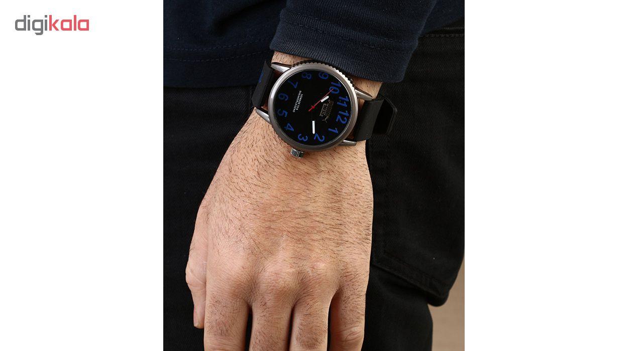 کد تخفیف                                      ساعت مچی عقربه ای مردانه مدل KP004Bl                     غیر اصل