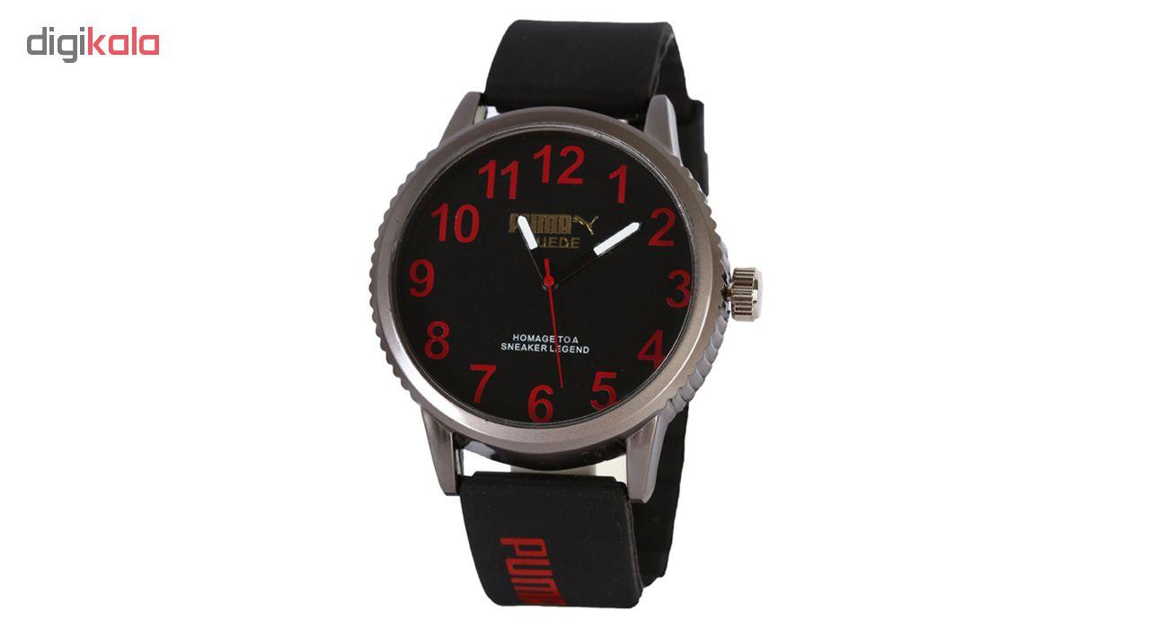 خرید ساعت مچی عقربه ای مردانه مدل KP004Rd
