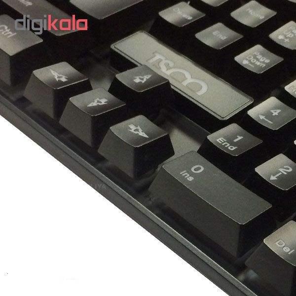 کیبورد تسکو مدل TK8029 با حروف فارسی main 1 1