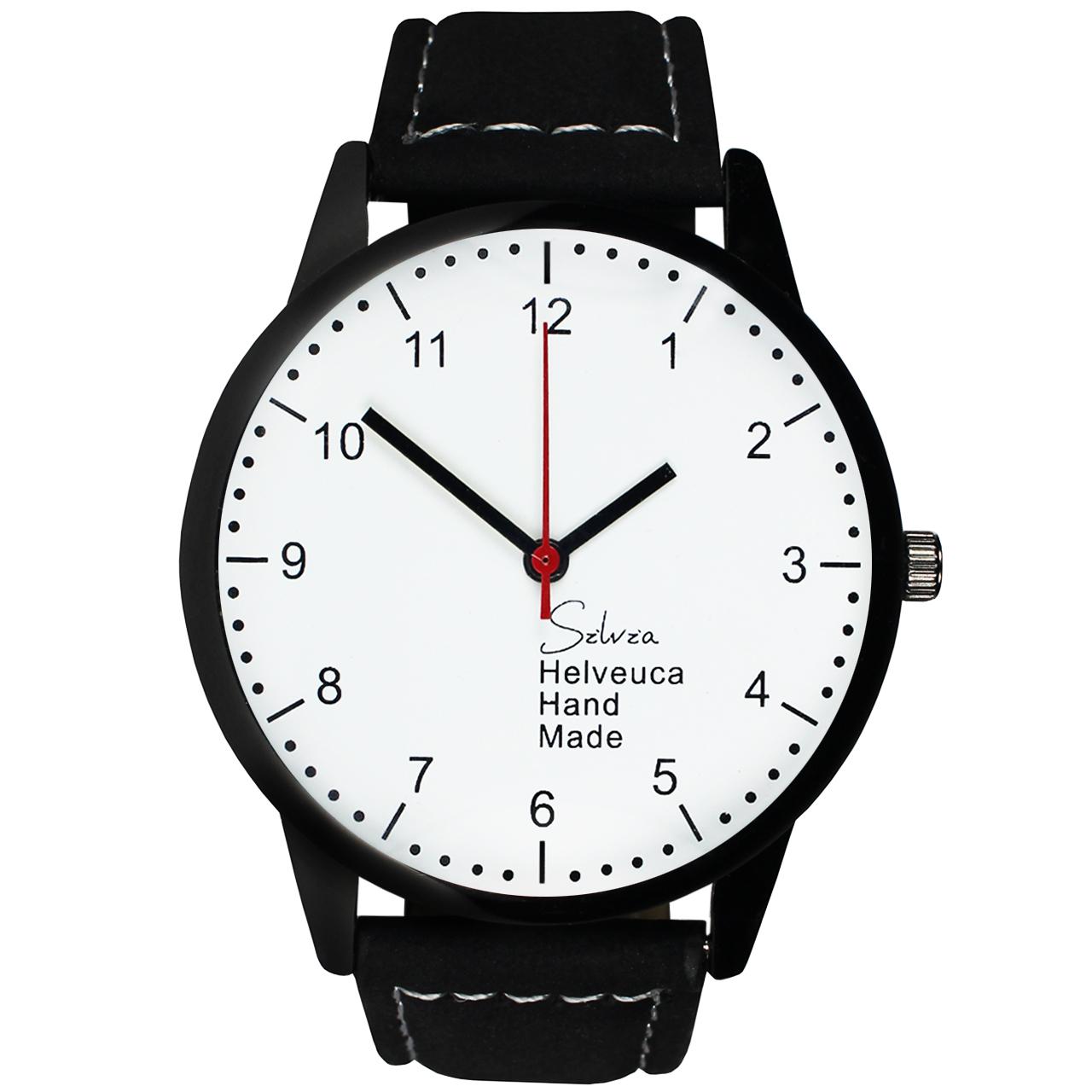 ساعت مچی عقربه ای مردانه و زنانه سیلویا مدل S-03 28