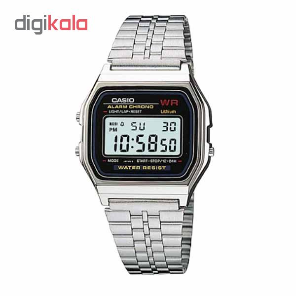 خرید ساعت مچی دیجیتال مردانه مدل 900w-2 | ساعت مچی