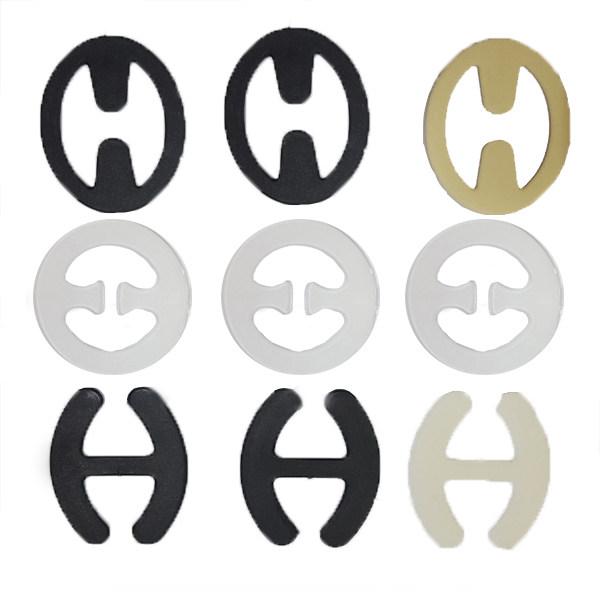 گیره لباس زیر زنانه مدل 001 مجموعه 9 عددی