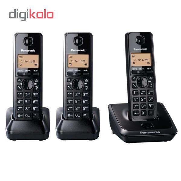 قیمت                      تلفن بی سیم پاناسونیک مدل KX-TG۲۷۱۳