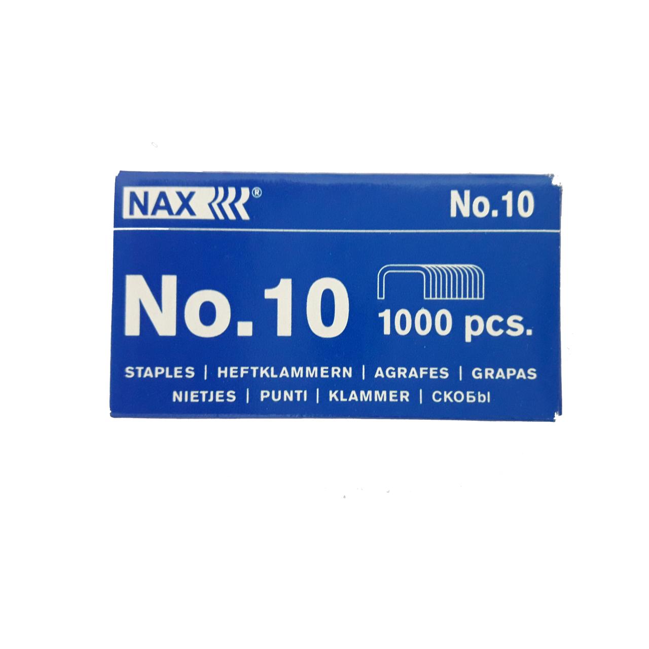 سوزن منگنه ناکس مدل no.10 بسته 2000 عددی