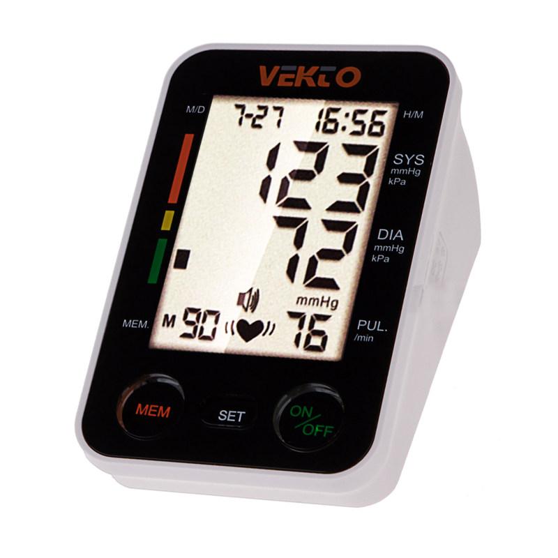 فشارسنج دیجیتال بازویی وکتو مدل VT-800B12S به همراه ترمومتر دیجیتال