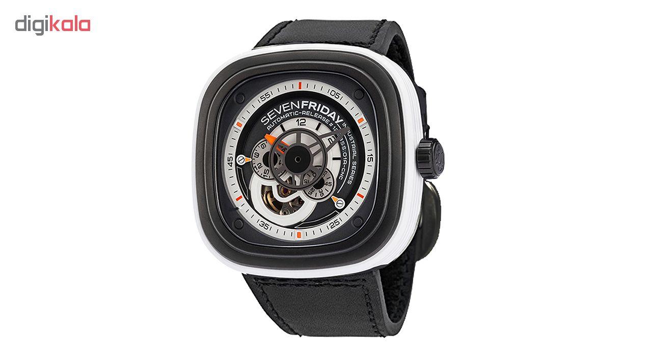خرید ساعت مچی عقربه ای مدل sf-p2/02c