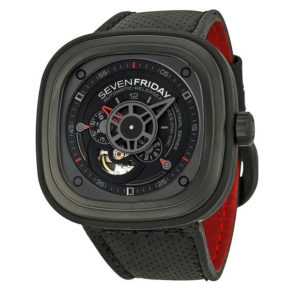 ساعت مچی عقربه ای مدل sf-Black P3-1