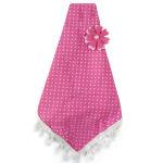 دستمال سر دخترانه مدل آیسا کد 010 تک سایز