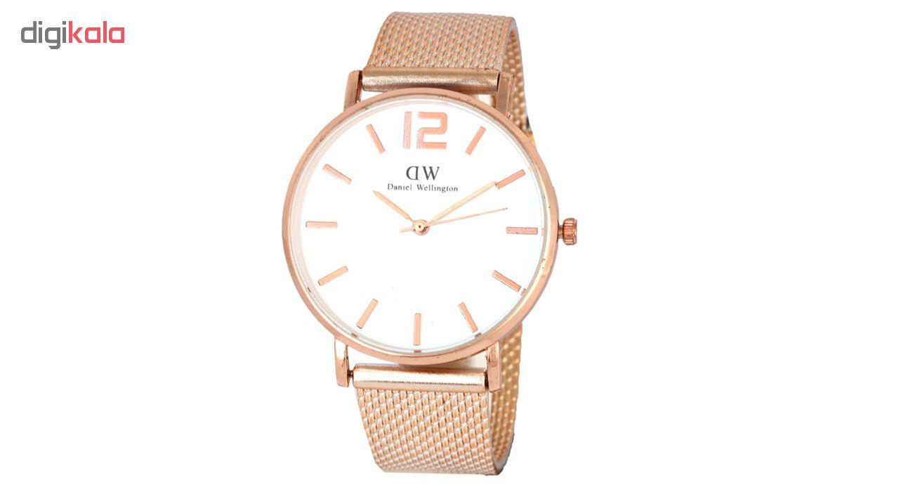 خرید ساعت مچی عقربه ای مردانه مدل D-M-RG