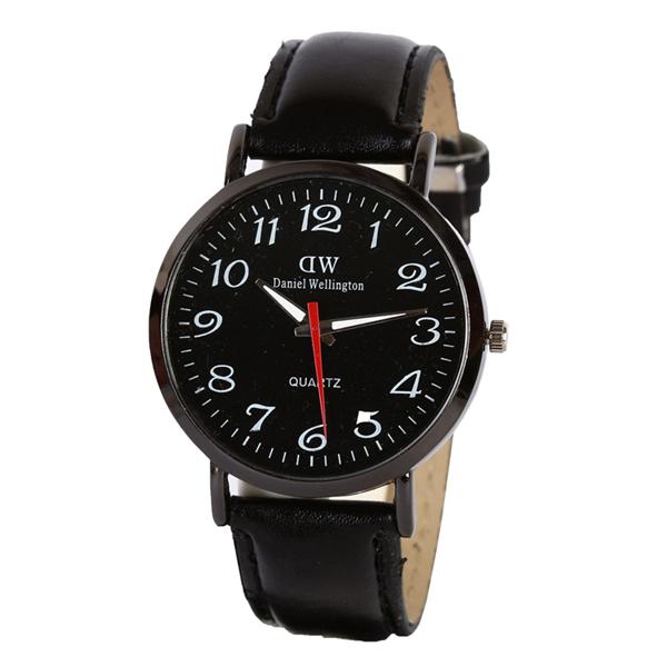 ساعت مچی عقربه ای مردانه مدل D-MW-Bk