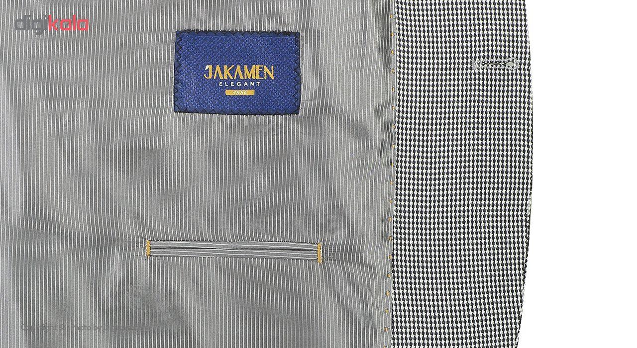 کت مردانه جاکامن مدل G06