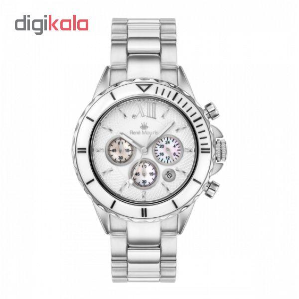 ساعت مچی عقربه ای زنانه رنه موریس مدل Dream1  50107 RM1