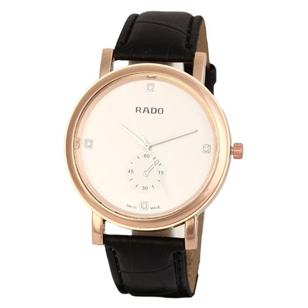 کد تخفیف                                      ساعت مچی عقربه ای مردانه مدل RM-RG                     غیر اصل