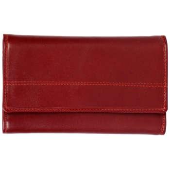 کیف پول زنانه رویال چرم کد W13