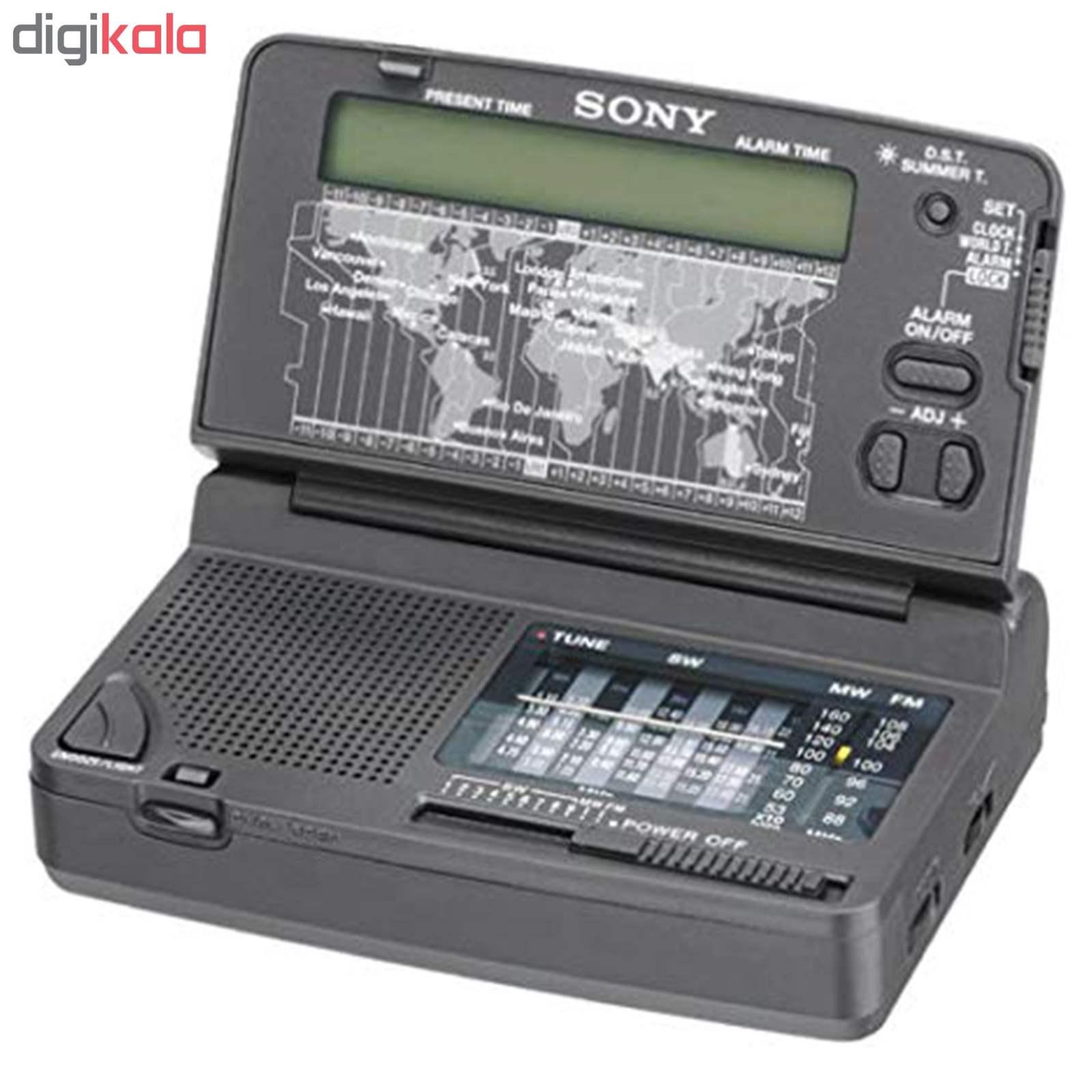 رادیو سونی مدل ICF-SW12 main 1 1