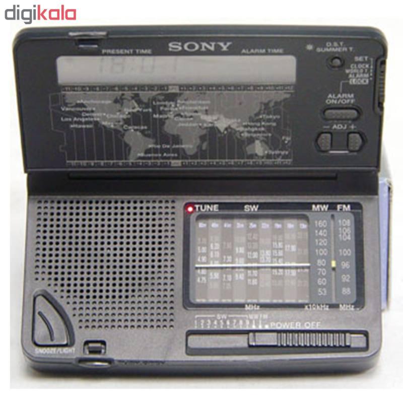 رادیو سونی مدل ICF-SW12 main 1 3