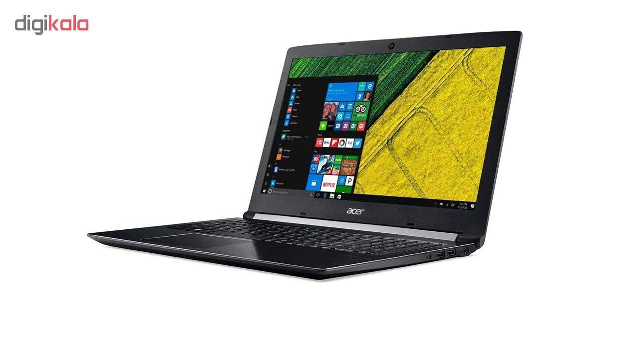 لپ تاپ 15 اینچی ایسر مدل Aspire A515-51G-8646-A  Acer Aspire A515-51G-8646 -A 15 inch Laptop