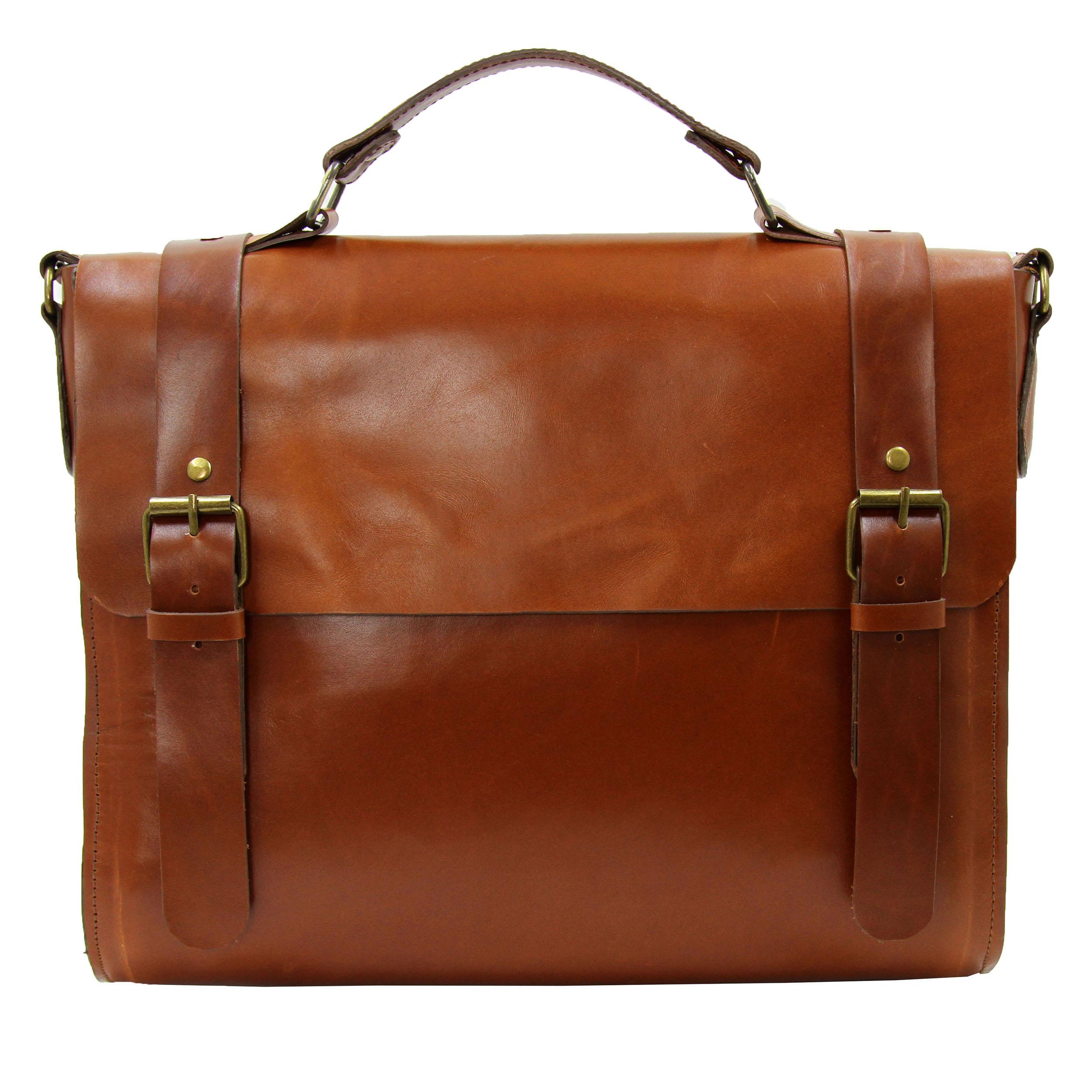 قیمت کیف اداری مردانه چرم لانکا مدل SBL-15