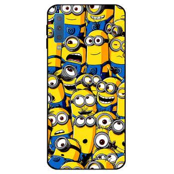 کاور کی اچ کد 0906 مناسب برای گوشی موبایل سامسونگ Galaxy A7 2018/A750