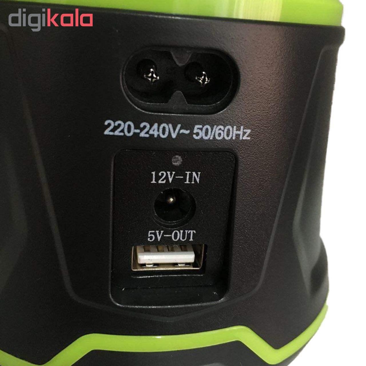 چراغ فانوشی دیپکینگ مدل DK-437