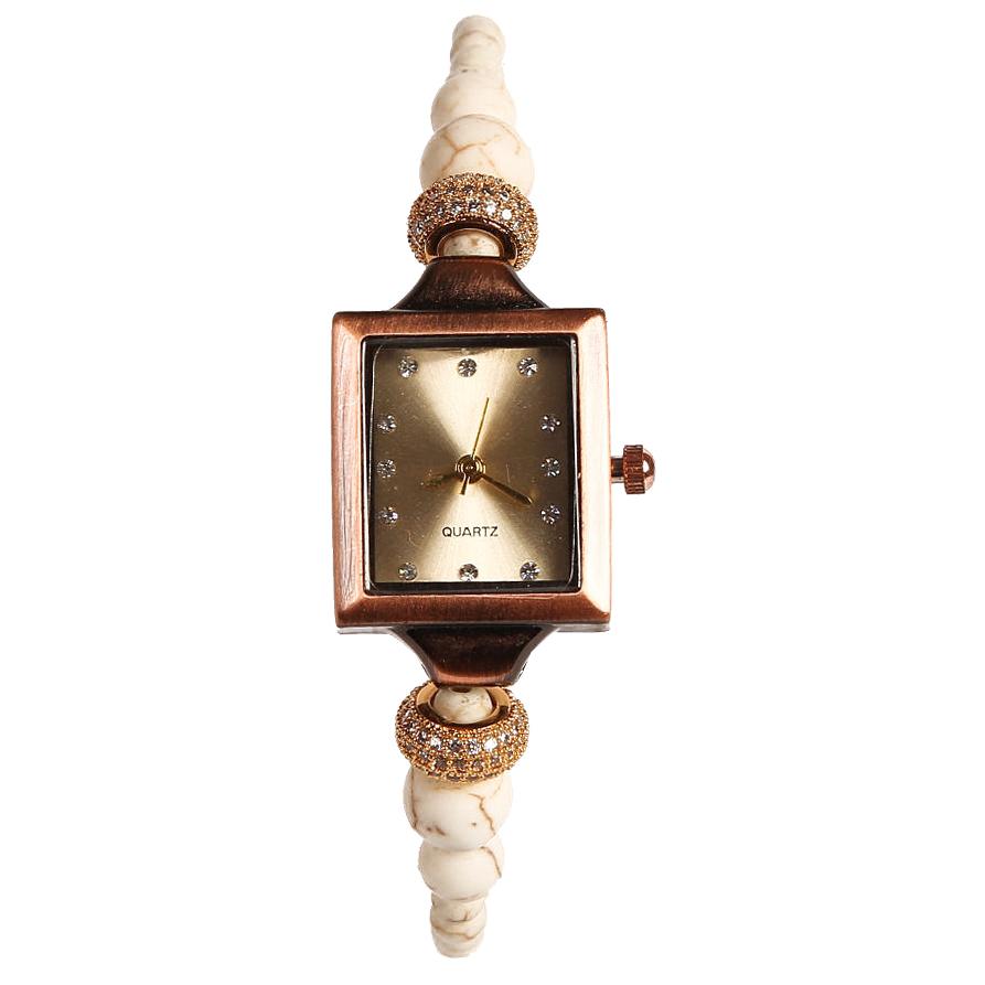 خرید ساعت مچی عقربه ای زنانه رست کد 360-50