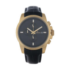ساعت مچی عقربه ای  مردانه مدل ROMA 14158G -MT به همراه دستمال مخصوص نانو برند کلیر واچ 26