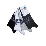 جوراب مردانه زند کد 25 مجموعه 4 عددی