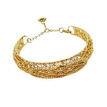 دستبند زنانه کد sh06 سایز Free Size