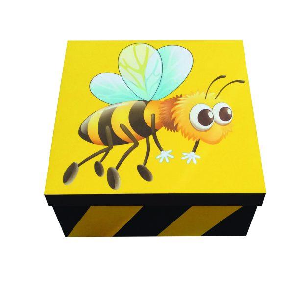 جعبه هدیه مدل زنبورک کد A1