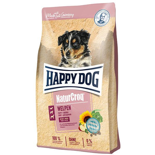 غذای خشک  توله سگ هپی داگ  مدل NC Welpen  وزن 1 کیلوگرم