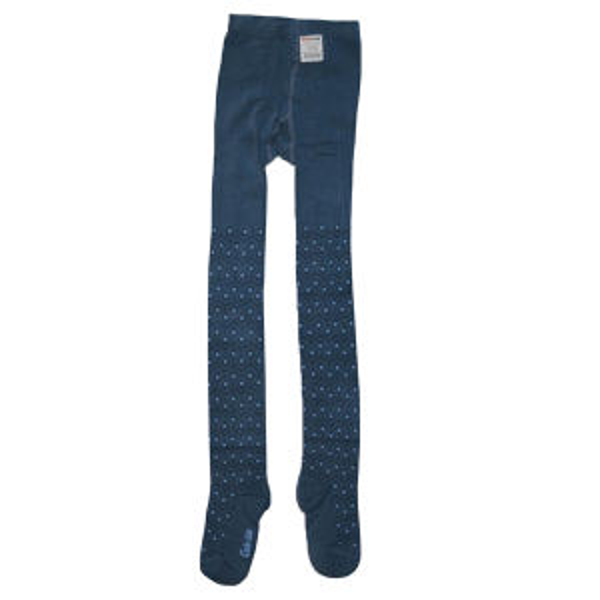 جوراب شلواری دخترانه کنته کیدز کد Blue-4C-05.322