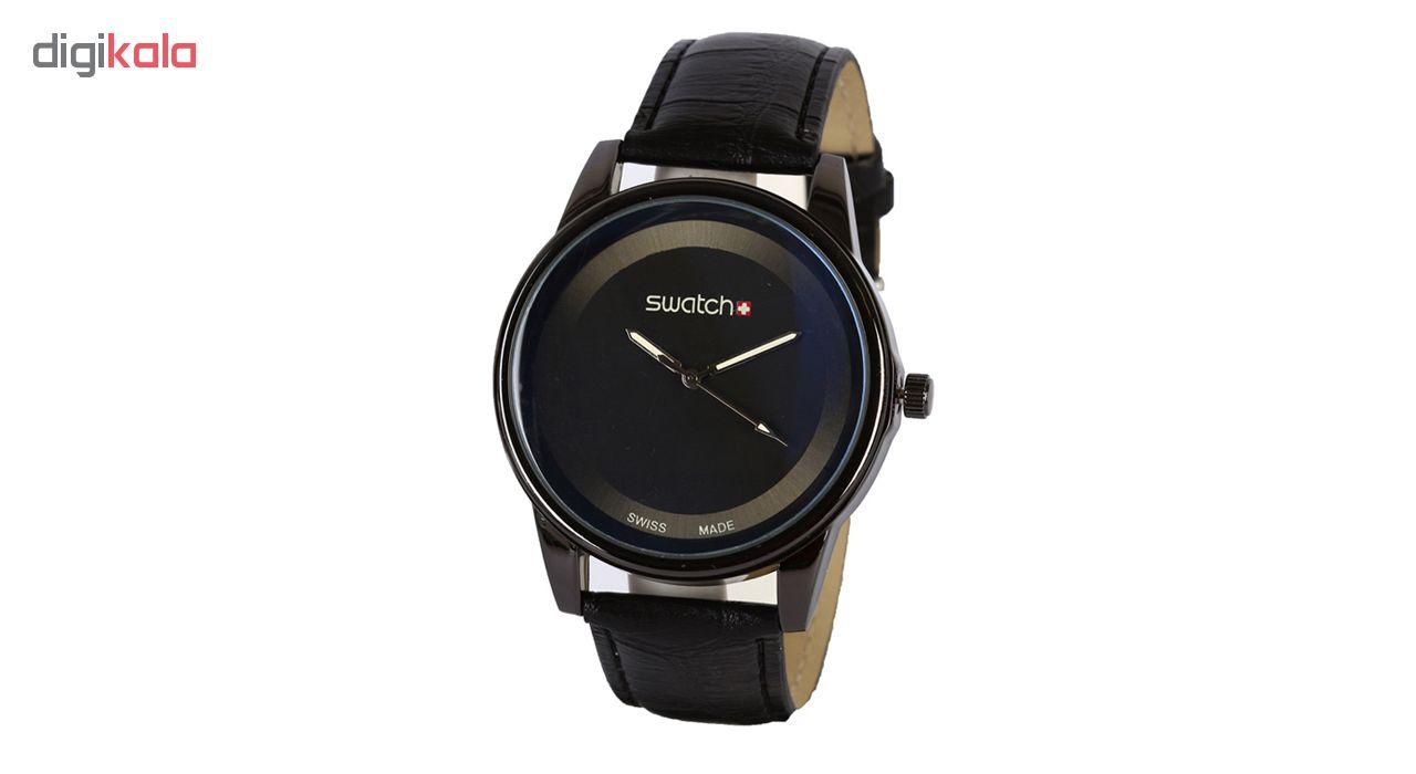 خرید ساعت مچی عقربه ای مردانه مدل WcBk