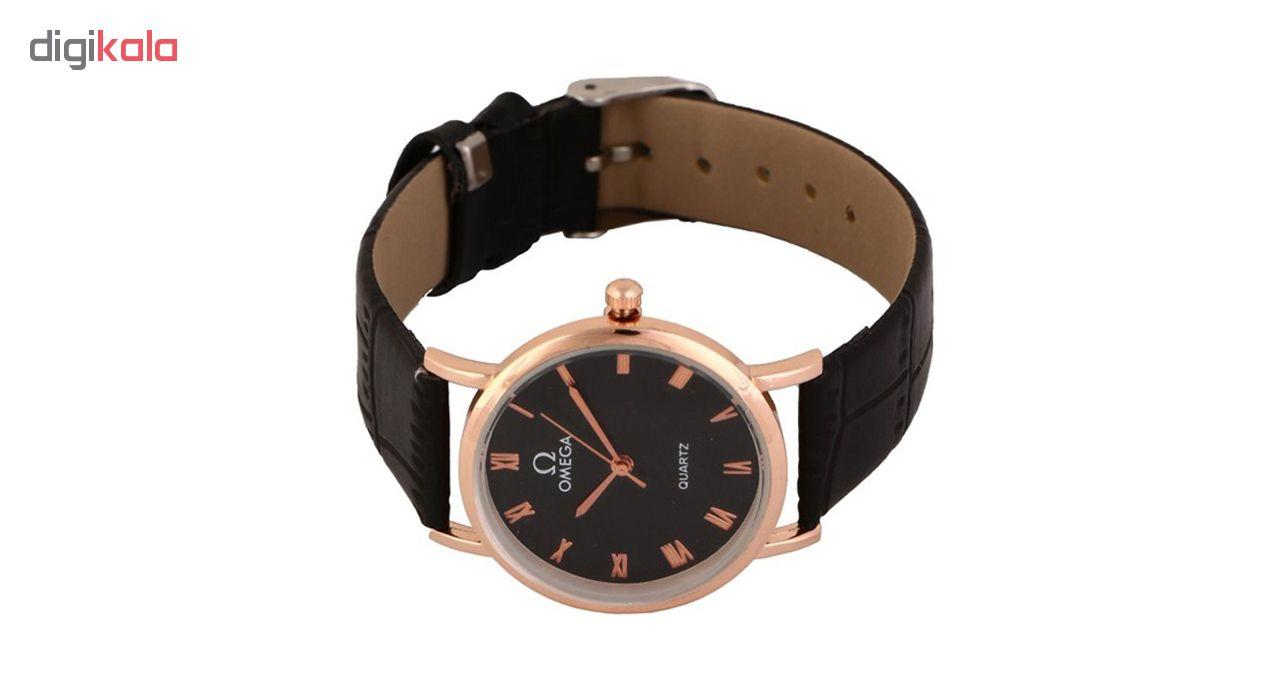 ساعت مچی عقربه ای زنانه مدل ORGBk