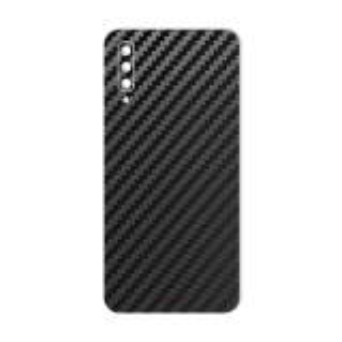 برچسب پوششی ماهوت طرح Carbon-Fiber مناسب برای گوشی سامسونگ Galaxy A50