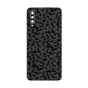 برچسب پوششی ماهوت طرح Silicon-Texture مناسب برای گوشی موبایل سامسونگ Galaxy A50