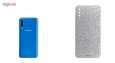 برچسب پوششی ماهوت طرح Silicon-Texture مناسب برای گوشی موبایل سامسونگ Galaxy A50 thumb 2