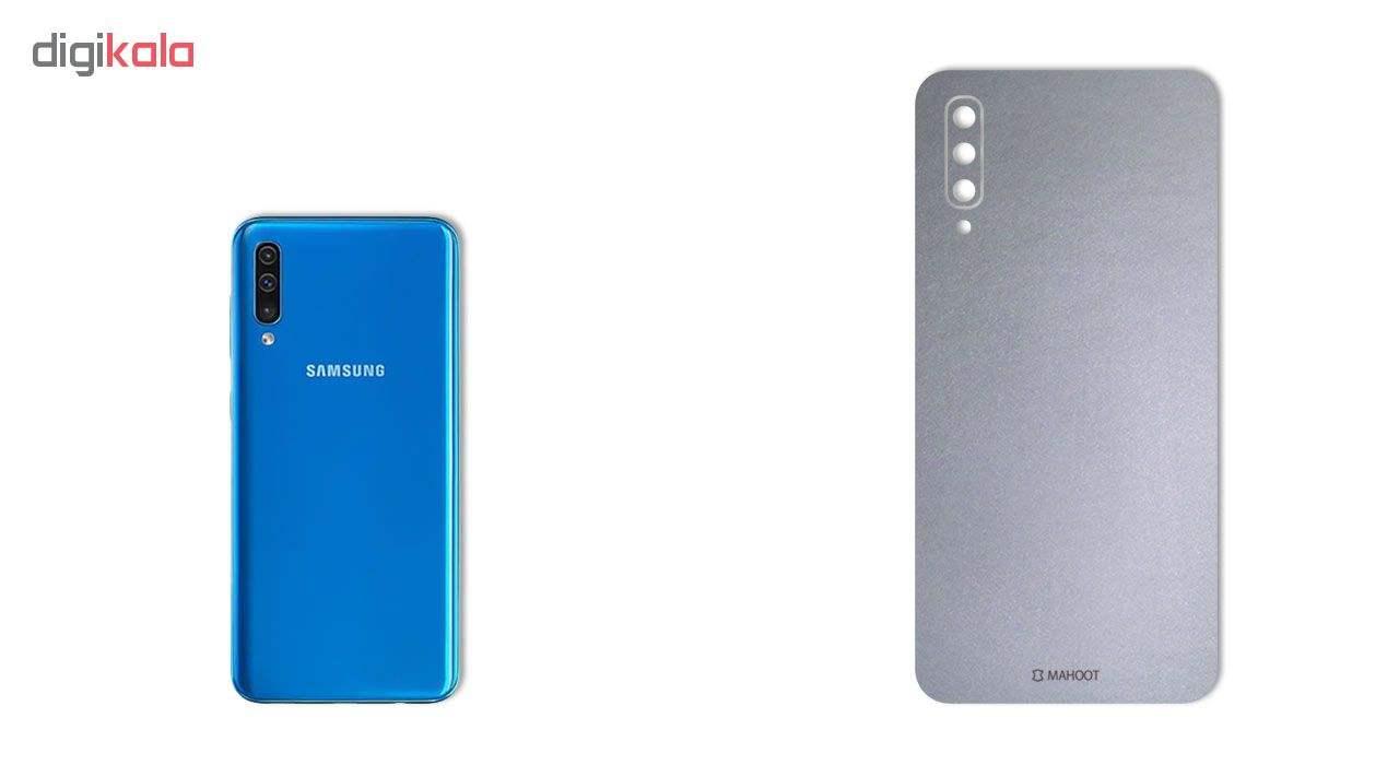 برچسب پوششی ماهوت طرح Black-Color-Shades مناسب برای گوشی موبایل سامسونگ Galaxy A50 thumb 1