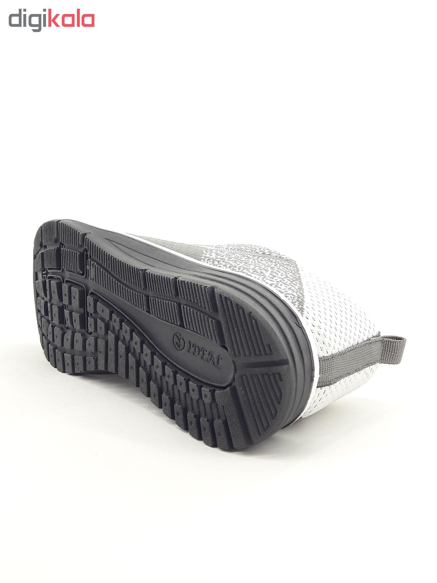 کفش مخصوص پیاده روی مردانه مدل Nk.idl.gr.wh-01