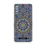 برچسب پوششی ماهوت طرح Imam-Reza Shrine-Tile مناسب برای گوشی موبایل سامسونگ Galaxy A50