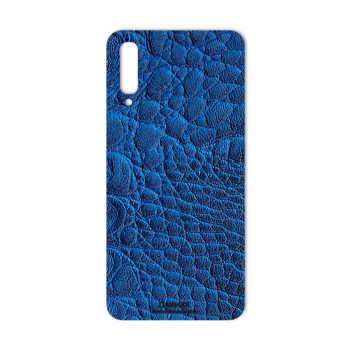 برچسب پوششی ماهوت طرح Crocodile-Leather مناسب برای گوشی موبایل سامسونگ Galaxy A50