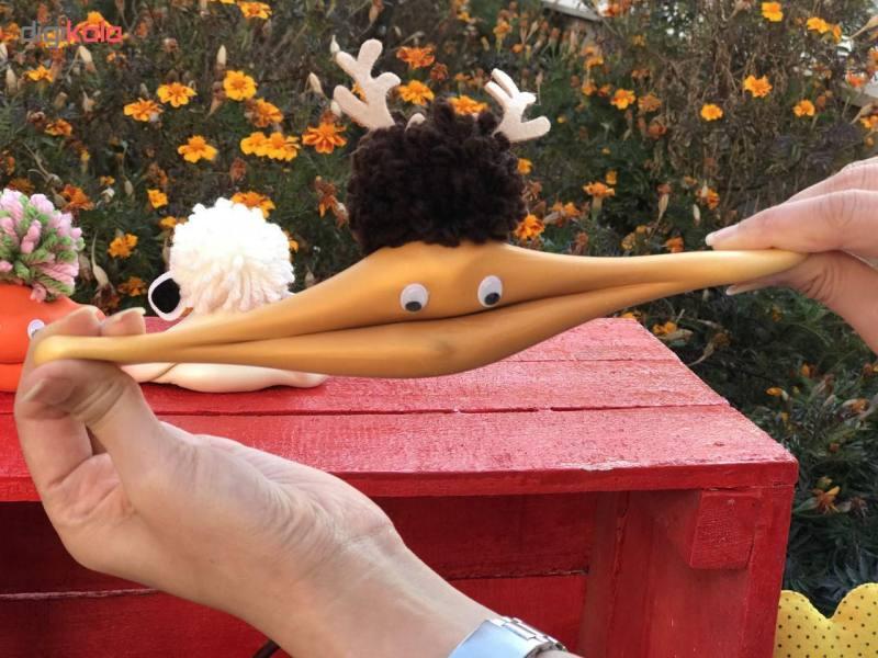 عروسک ضد استرس جیبوجی thumb 5
