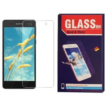محافظ صفحه نمایش Hard and thick مدل F-01 مناسب برای گوشی موبایل سونی Xperia E5