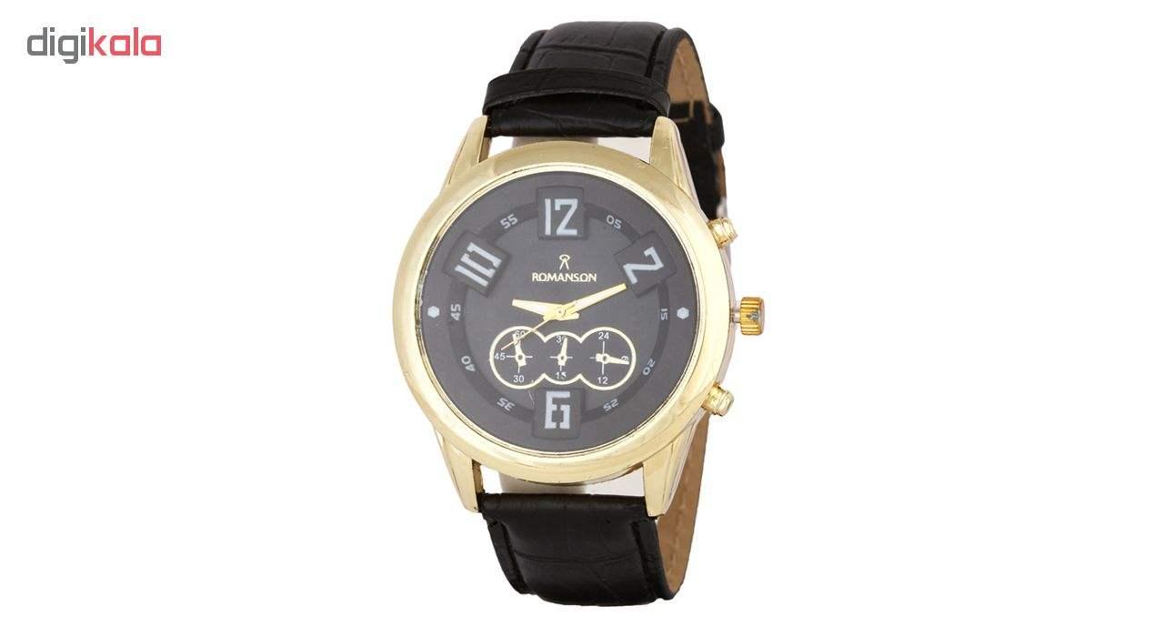 ساعت مچی عقربه ای مردانه مدل RMBk