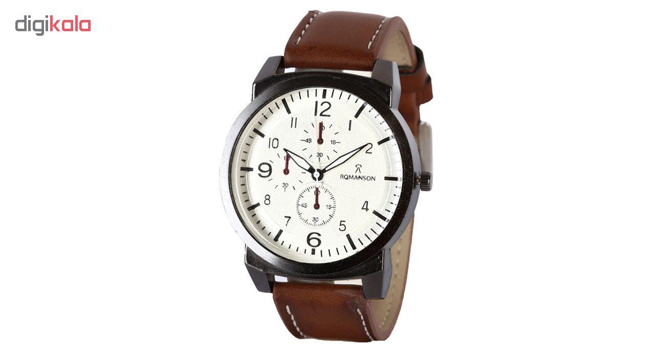 خرید ساعت مچی عقربه ای مردانه مدل RJBr