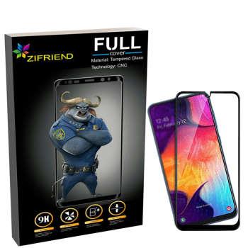 محافظ صفحه نمایش زیفرند مدل ZIF مناسب برای گوشی موبایل سامسونگ Galaxy A50 2019